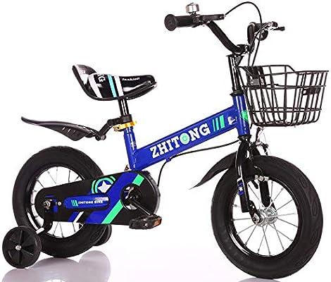 Bicicleta BMX Freestyle Para Niños Con Freno de Doble Disco Para ...