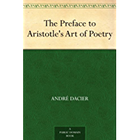 The Preface to Aristotle's Art of Poetry (English Edition)