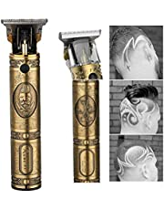 LIDIWEE T-Blade Trimmer, Electric Rechargeable Pro Li Outliner Grooming Kits w/ 4 Combs