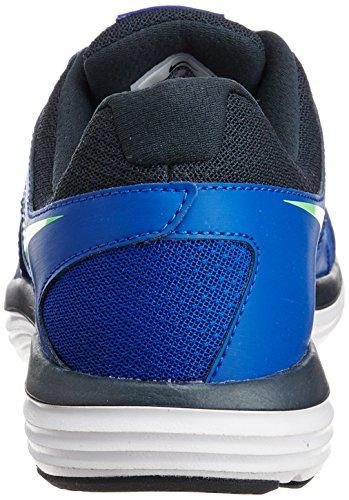 Nike Double Fusion Lite 2 Msl Bleu Lyon / Poison Vert - Anthracite -blanc