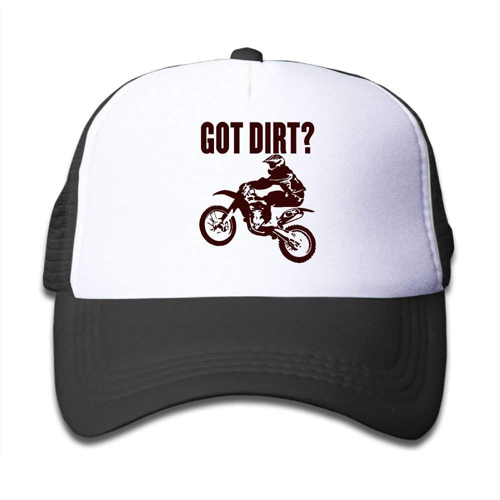 Baseball Caps Sun Hat Kids Cap Got Dirt Bike Motorcross Racing Boys Girls