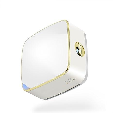 GUORZOM Mini Proyector Proyector De Video Portátil DLP Micro ...
