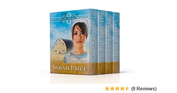 The Amish Of Lancaster Collection Contains Four Complete Novels