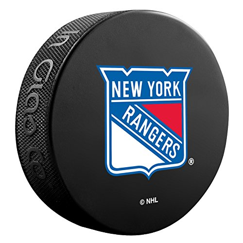 rangers official game puck - 4