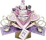 THE ORIGINAL POP UPS - 013 - WEDDING CAKE - WEDDING CARD by Second Nature