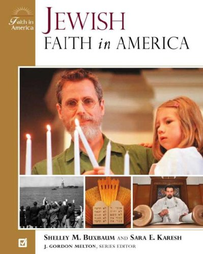 Read Online Jewish Faith in America pdf