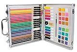 78 Piece Complete Art Studio Set for Kids - Kids Art Supplies