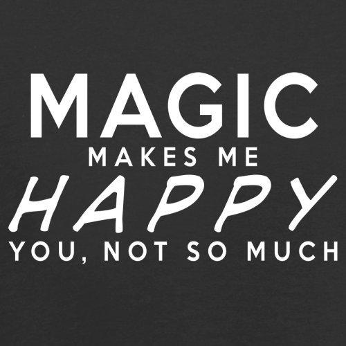 Happy Makes Retro Red Me Magic Flight Black Bag 6ZCqd7