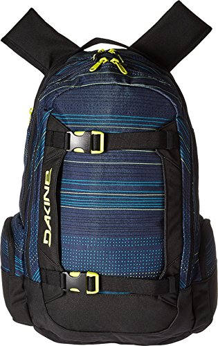 Dakine Men's Mission 25L Backpack, Lineup, - Dakine Padded Snowboard Bag