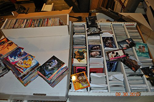 NON-SPORT CARD ESTATE~ HUGE 3 MILLION CARD SHOP DEALER INVENTORY SALE BOX LOT (200))