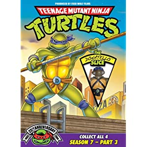 Teenage Mutant Ninja Turtles: Season 7, Pt. 3 - The Donatello Slice (2009)