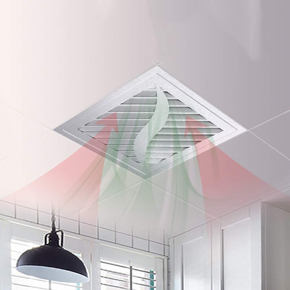 Abluftventilator für Badezimmer, Küche Deckenlüfter Standard