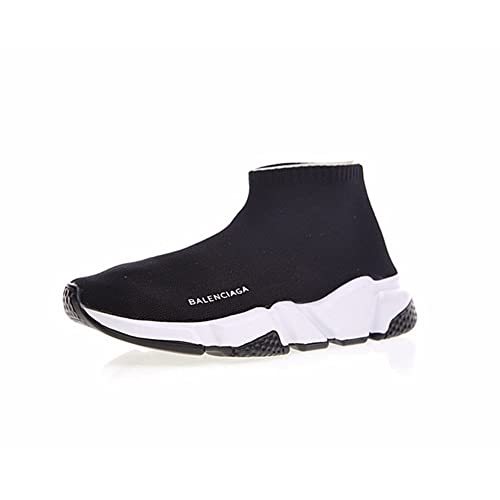 Balenciaga Speed Stretch-knit Mid Sneakers Unisex Mujer Zapatillas Deportivas Sneakers - Moda Basket Zapatillas de Deporte Zapatillas Baloncesto Adulto ...