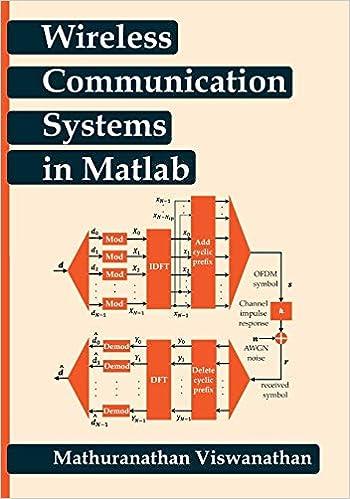 Amazon com: Wireless Communication Systems in Matlab