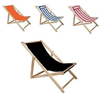 LONGDM Silla de Playa Plegable para el Descanso de la Vida ...