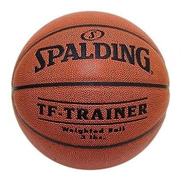 Spalding TF Trainer - Pelota de baloncesto para entrenamiento ...