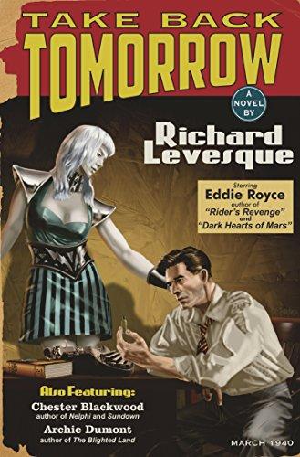 Take Back Tomorrow by [Levesque, Richard]