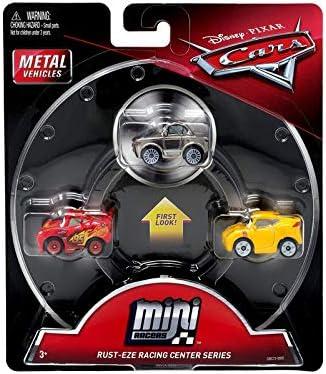 Mattel Pack 3 Cars Mini Racers FLG67: Amazon.es: Juguetes y juegos