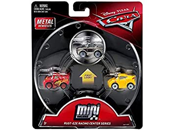 Flg67 Racers 3 Cars Mattel Pack Mini cT3F1lKuJ5