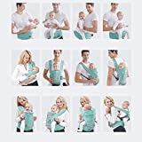 3-in-1 Ergonomic Baby Carrier Infant Kid Baby