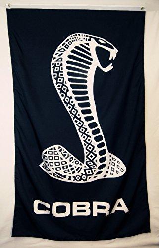 cobra vertical flag cobra banner shelby cobra flag Shelby Cobra car banner ford Shelby Cobra flag ford Shelby Cobra banner--polyster flags,Brass Grommets,Anti-UV,Digital Printing---car flags 3X5 ft