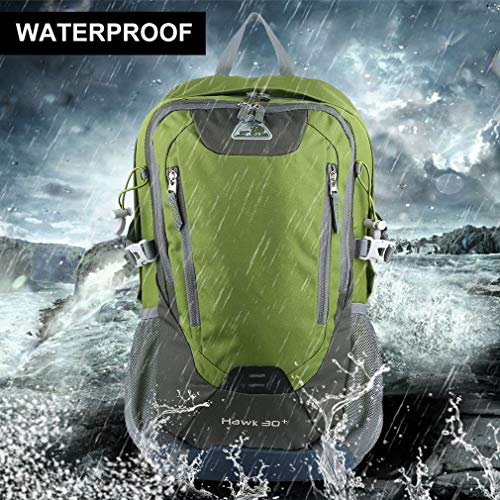 YTYC KIMLEE Male Female Outdoor Travel Bag Waterproof Mountaineering Backpack by YTYC