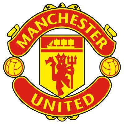 manchester united sticker - 5