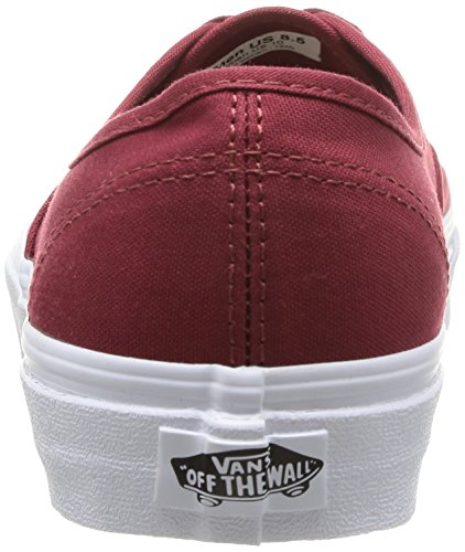 Adulte Mode Dried Baskets Rouge Vans Sun Tomato Authentic Mixte U Ftwx66RqX