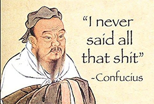 -Confucius