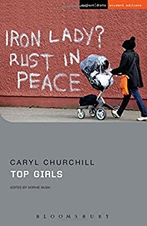 Top girls caryl churchill 9780413554802 amazon books top girls student editions fandeluxe Gallery