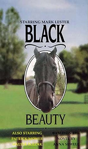 Black Beauty [PAL] [VHS] -  VHS Tape, Rated G, James Hill
