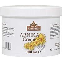Crema de Arnica 500 ml / Dolor en articulaciones y músculos