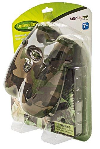 Safari 653716 Camouflage Luminocular