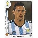 FIFA World Cup 2014 Maxi Rodriguez Sticker No.424