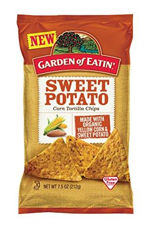 sweet corn potato chips - 2