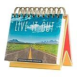 Flip Calendar - Live It Out