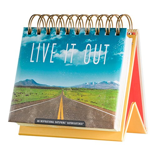 Flip Calendar - Live It Out - Outlet In Colorado Malls