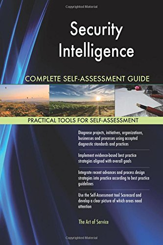 Security Intelligence Complete Self-Assessment Guide PDF