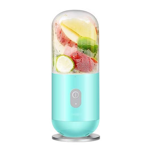 Licuadora portátil, USB recargable, batidor de jugos de frutas ...