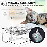 petnf 2020 Newest Upgraded Cat Fountain for Pet
