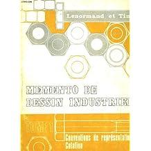 Conventions de représentation cotation (Mémento de dessin industriel tome 1)