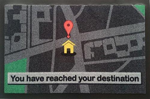 Price comparison product image Doormat - You have reached your destination