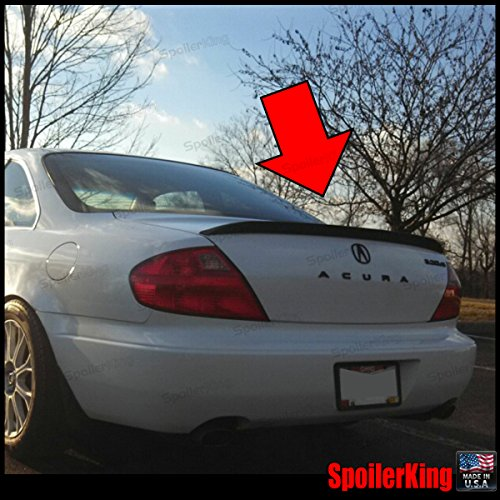 Painted 2004 2008 For Acura Tl Trunk Lip Spoiler Satin: Acura CL Spoiler, Spoiler For Acura CL
