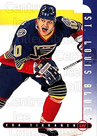 3552c64c8 Amazon.com  (CI) Esa Tikkanen Hockey Card 1995-96 Leaf (base) 319 Esa  Tikkanen  Collectibles   Fine Art