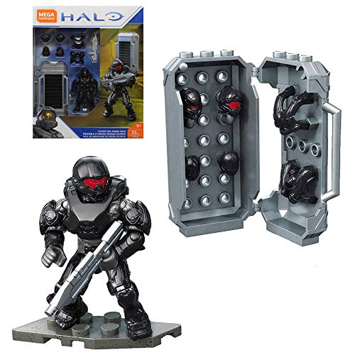 Covert OPS Armor Pack Halo Mega Construx Set 33 -
