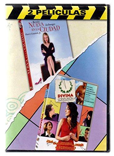 Coleccion 2 Peliculas / Nueva en la Ciudad y Divina Confusión en DVD