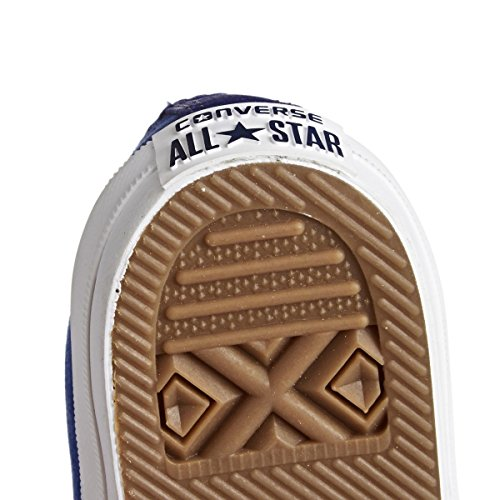 Converse Chuck Taylor Ii Unisex Ungdoms Barn Sneaker Soda Blå / Hvit / Marine