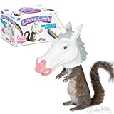 Unicorn Head Squirrel Feeder, Model: , Home/Garden & Outdoor Store