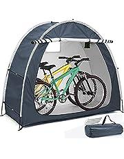 2021 Fietstent, duurzame weerbestendige fietsafdekking, beschermhoes voor tuin/outdoor/thuisShelter (twee kleuren)