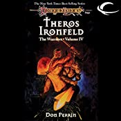 Theros Ironfeld: Dragonlance: Warriors, Book 4 | Don Perrin
